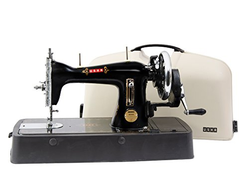 Usha Anand Manual Sewing Machine (Black)