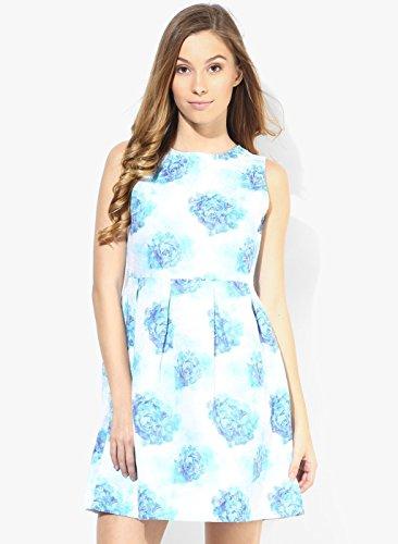 Vero Moda Women's Casual Multicolor A-line Dress