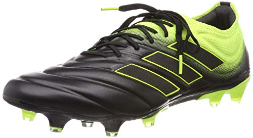 new style 4092f ef966 adidas Men s Copa 19.1 Fg Footbal Shoes, Solar Yellow Core Black, ...