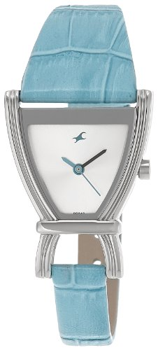 414U1DqdB5L - 6095SL01 Fastrack Fits and Forms Silver Women watch