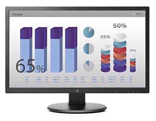 HP V243 24' TN Nero monitor piatto per PC