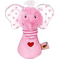 Spiegelburg 14146 Minirassel Elefant BabyGlück, rosa