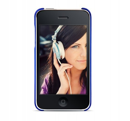 iFrogz Touch 2G 3G Luxe Lean-Blau - 3g Luxe Case
