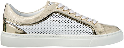 Bogner Ladies New Salzburg 15b Sneaker White (bianco / Platino)