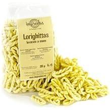 Lorighittas, pasta sarda fatta a mano