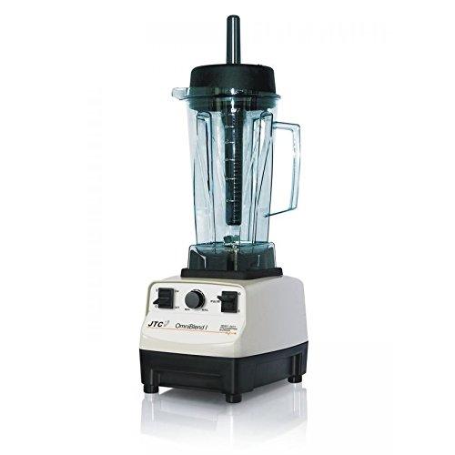 Profi Smoothie Maker Power Mixer Blender Icecrusher 2,0 l mit Edelstahlmesser - mit dem kraftvollen 3PS Motor - ideal für Smoothies