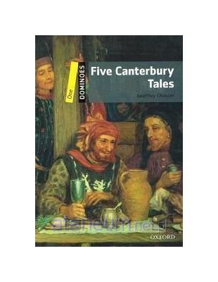 Dominoes One Five Canterbury Tales - Geoffrey Chaucer [KSIKA]