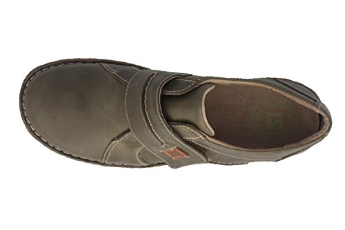 Josef Seibel Neele 16 Sneakers Da Donna Verde (947 Verde / Castagne)
