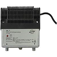 Astro AL 1 - TV signal amplifiers (F, Black, Silver) prezzi su tvhomecinemaprezzi.eu