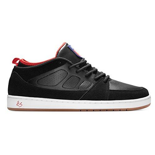 Uomo Skates chuh ES SLB Mid skateschuhe, Black, 14.0 Black