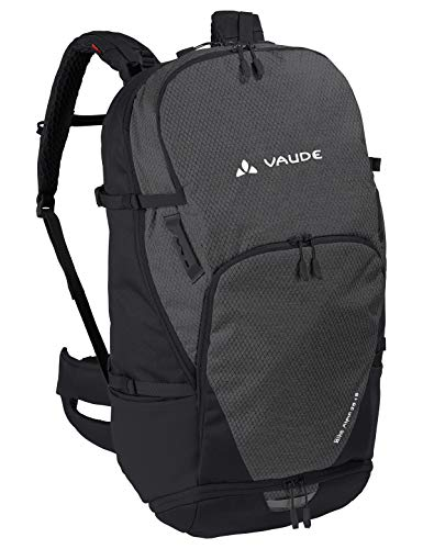 VAUDE Bike Alpin 25+5 Rucksäcke30-39l, Black, one Size