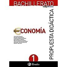 Código Bruño Economía Bachillerato Propuesta didáctica: Economía M