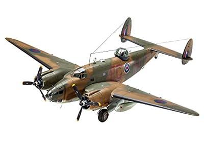 Revell Modellbausatz Flugzeug 1:48 - Lockheed Ventura Mk.II im Maßstab 1:48, Level 4, originalgetreue Nachbildung mit vielen Details, 04946 von Revell