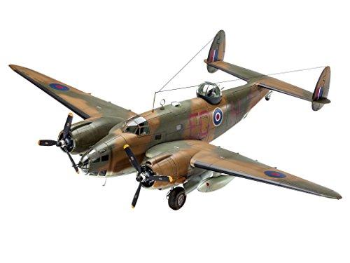 Revell Maqueta de avión 1: 48-Lockheed Ventura MK.II en Escala 1: 48, Niveles 4, réplica exacta con Muchos Detalles, 04946