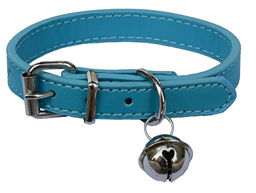 Fashion-Leather-Pet-Collars-for-Catsbaby-Puppies-Dogsadjustable-8-105