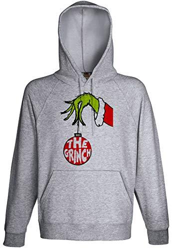 Grinch Movie Fan Hoodie Custom Made Hooded Sweatshirt ()