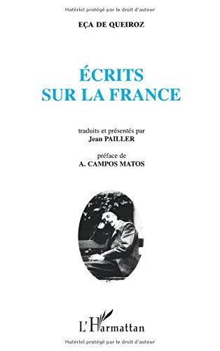Écrits sur la France par Eça De Queiroz