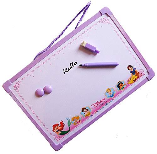 Kinder Bunte Dry Erase Magnetic Weiß/ABC-Board mit Marker, Radierer und Magnete (Kleine Mädchen 30x20)