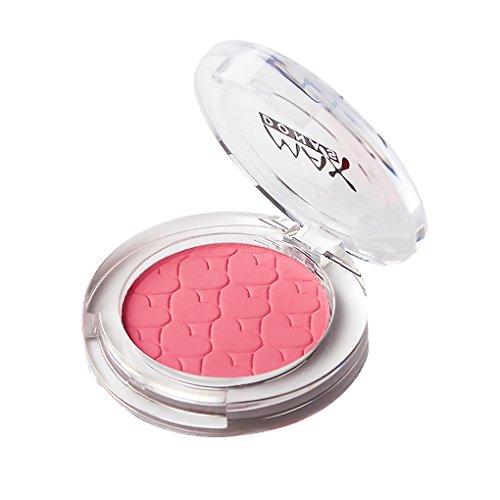 Babysbreath17 Frauen Mädchen Blush Feine Puderblusher Wange Gesicht Makeup Pigment Knochen Contouring Shades Palette süße Rosa