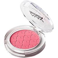 Uzinb Mujeres Niñas Rubor Polvo Fino Colorete Maquillaje mejilla Cara Pigmento Pómulos Contorno Sombras Paleta