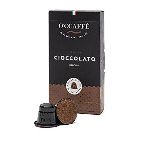 O\'ccaffe cioccolato | 100% puro cacao | senza caff il miglior prezzo ...