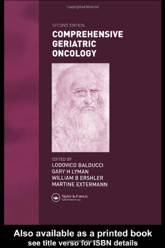 Comprehensive Geriatric Oncology