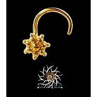 oro piercing al naso - piccolo p