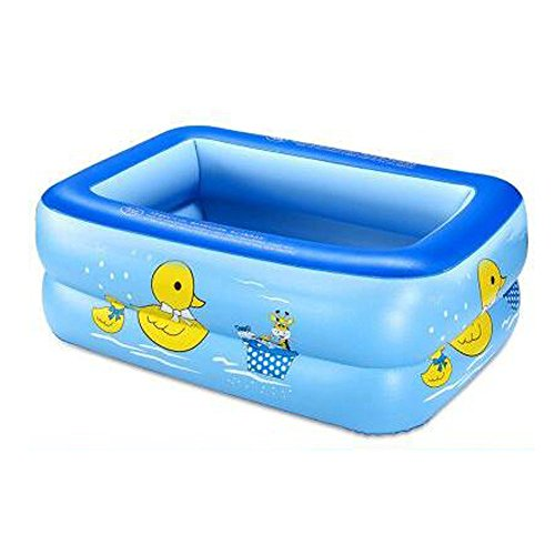 Gonflable pour enfants enfants piscine gonflable pataugeoire Gonflable piscine pour enfants piscine extra épaissie seau Matériel vert bleu
