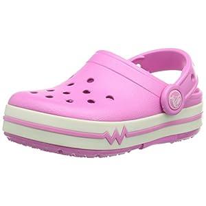 crocs Girl's Lights Clogs