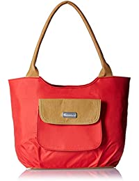 fantosy Women's Handbag (Red,Fnb-115)