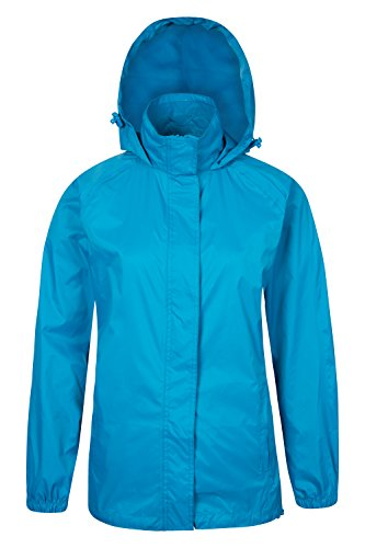 Parallel Womens Pakka Waterproof Foldable Jacket Pack Away Rain Coat DTE 14