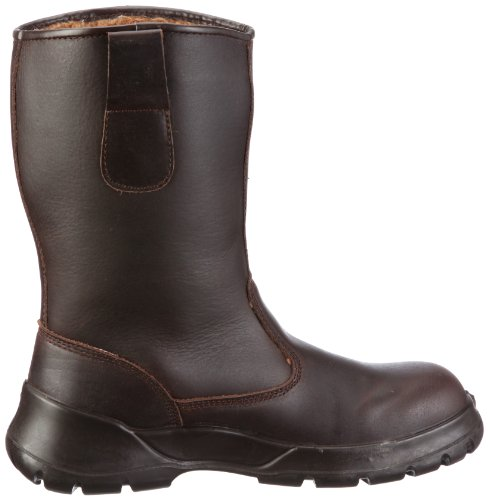 braun Scarpe S3 SRC Marrone Braun 467 Metal Infinity Top uomo antinfortunistiche Safety Sir 23056467 Ypq077