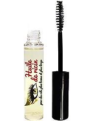 Naturafro - Huile de ricin en mascara pour faire pousser les cils - 10 ml