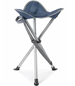 Folding Tripod Travel Stool Fishing Camping Chair