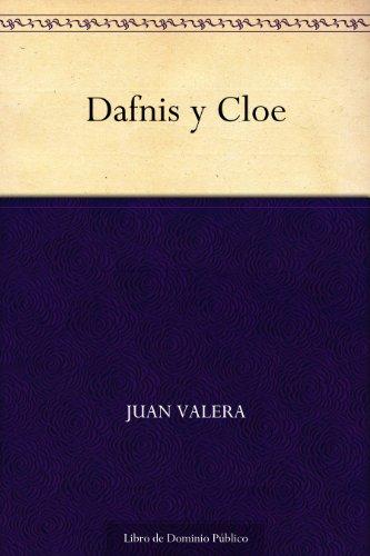 Dafnis Y Cloe por Juan Valera Gratis