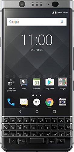 BlackBerry KEYone 4.5' 4G 3GB 32GB 3205mAh Negro, Plata - Smartphone (11,4 cm (4.5'), 3 GB, 32 GB, 12 MP, Android 7.1, Negro, Plata)