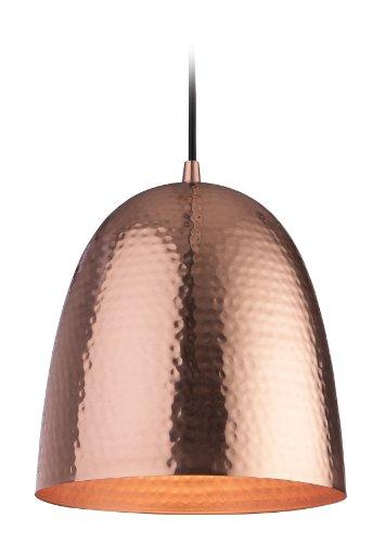 Firstlight Assam - Lámpara de techo colgante (E27, 60 W, cobre)
