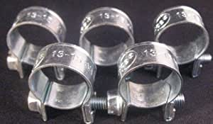 Mini Clips Tuyau - Essence Diesel pour 8mm 5/16 tube