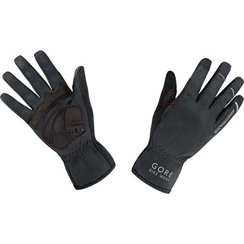 GORE WEAR Erwachsene Handschuhe Universal Windstopper, Black, 10