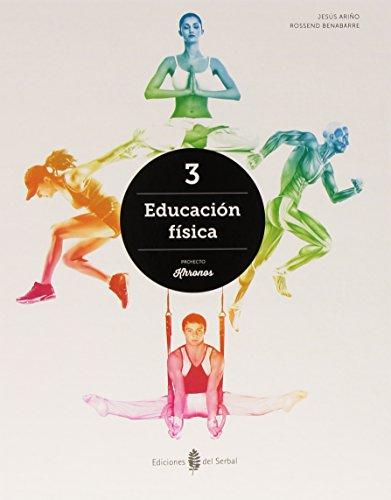 Khronos 3 Educación Física 3r curso ESO - 9788476287613