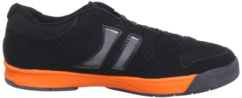 Globe Gblift, Baskets mode mixte adulte Noir (Black/Orange 10194)