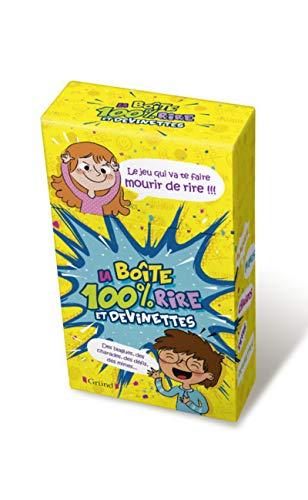 Boîte 100% Rires et Devinettes
