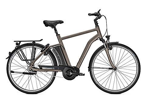 E-Bike Raleigh Corby 8 HS 8G 17.5 Ah 28 Zoll Herren Diamant Freilauf in greymatt, Rahmenhöhen:55, Farben:greymatt