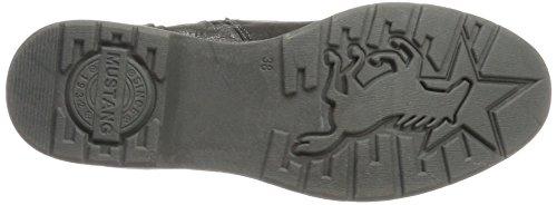 Mustang Damen 1235-611-259 Stiefel Grau (Graphit)