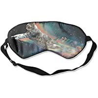 Eye Mask Eyeshade Fantasy Cat Sleeping Mask Blindfold Eyepatch Adjustable Head Strap preisvergleich bei billige-tabletten.eu