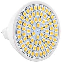 7W GU5.3(MR16) Focos LED MR16 72 SMD 2835 600-700 lm Blanco Cálido / Blanco Fresco Decorativa 09.30 V 1 pieza ( Color de Luz : Blanco Frío )