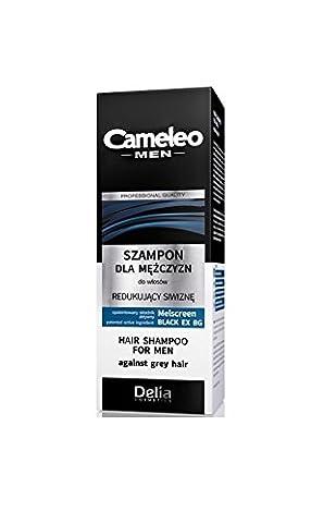 Delia Cosmetics Cameleo Hair Shampoo for Men Against Grey Hair