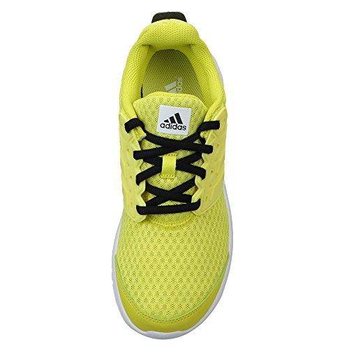 adidas Jungen Galaxy 3 K Laufschuhe, 37 EU Verde (Limsho / Limsho / Negbas)