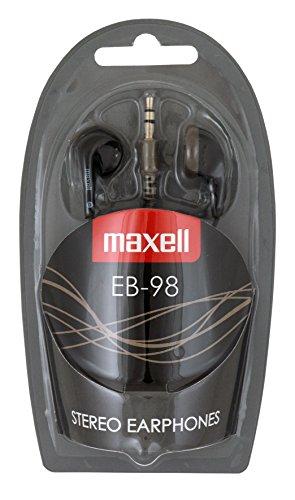 Auriculares botón Maxell EB-98BLACK Color Negro