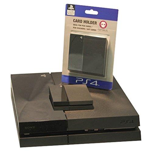 numskull Gift Card Holder - Playstation 4 Miniatur Konsole - Ideal für Playstation Store Guthabenkarten (Psn Gift Card Ps4)